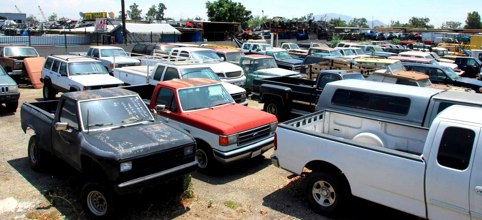 Car Auctions In Los Angeles - Buy Your Next Vehicle At Public Auction