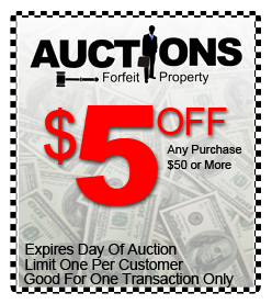 click and save online auctions coupon